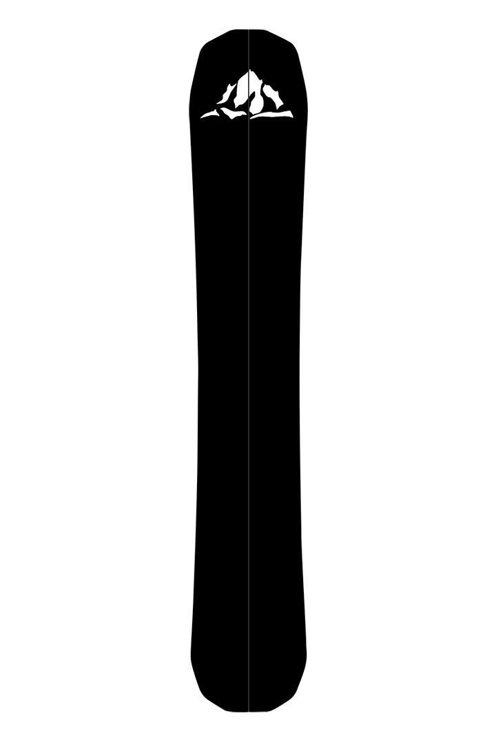 Splitboard suela negra
