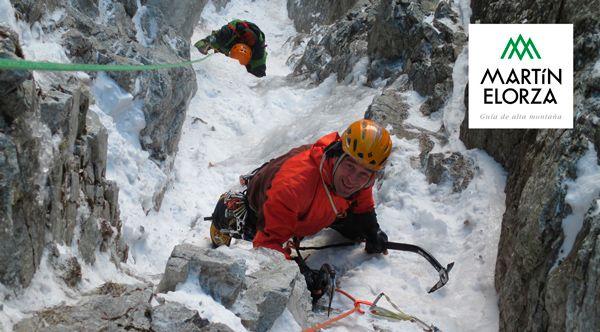 MArtín Elorza Guía de Alta Montaña