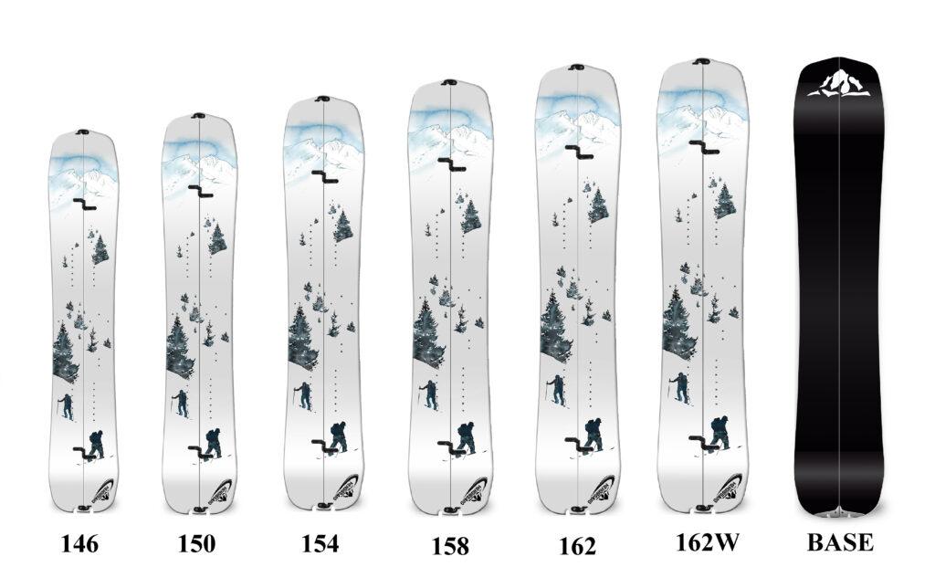 mejor tabla splitboard